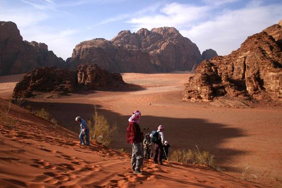 70 Red Dune, Wadi Rum